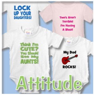 ★ ATTITUDE BABY