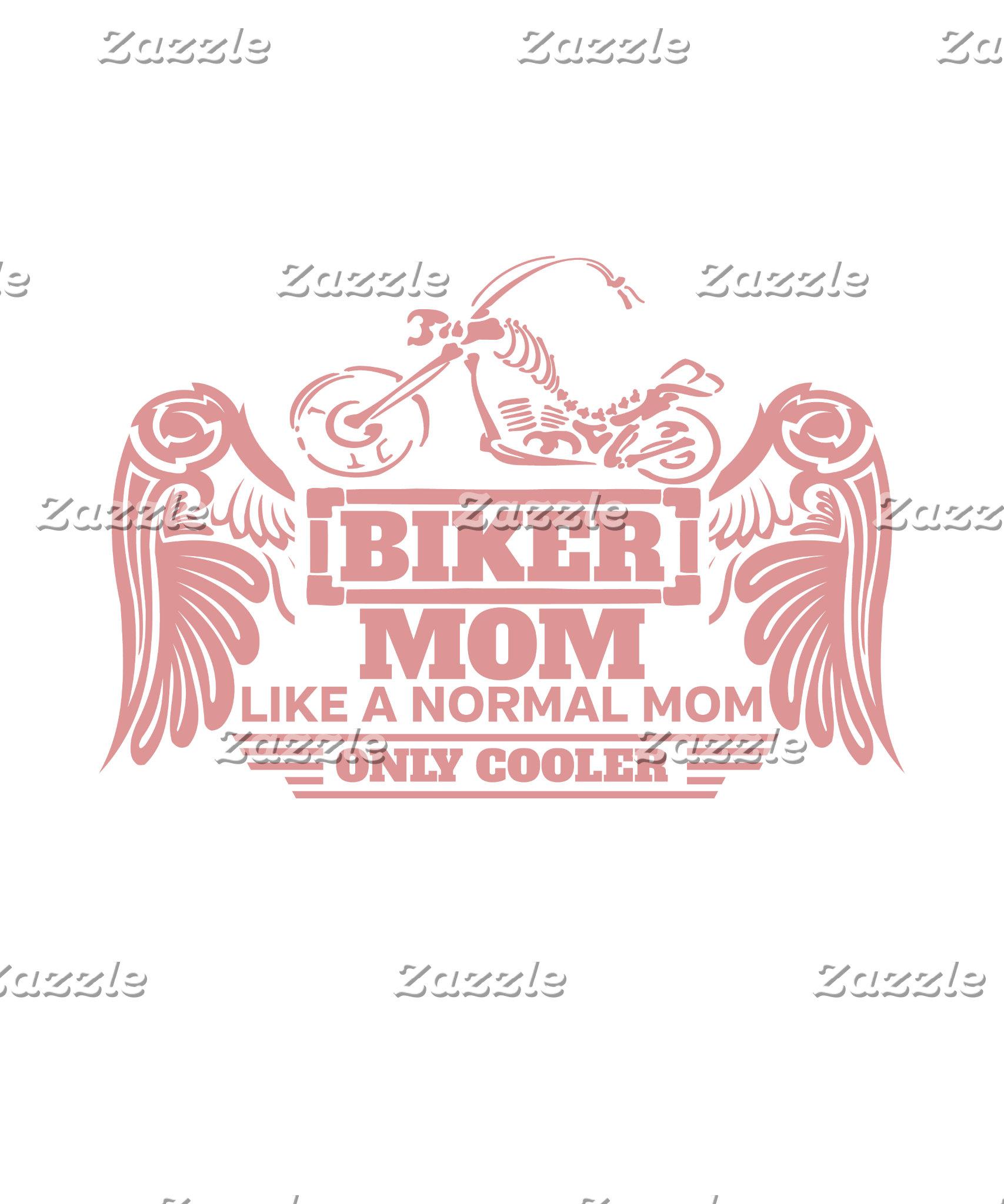 Biker Mom Wings