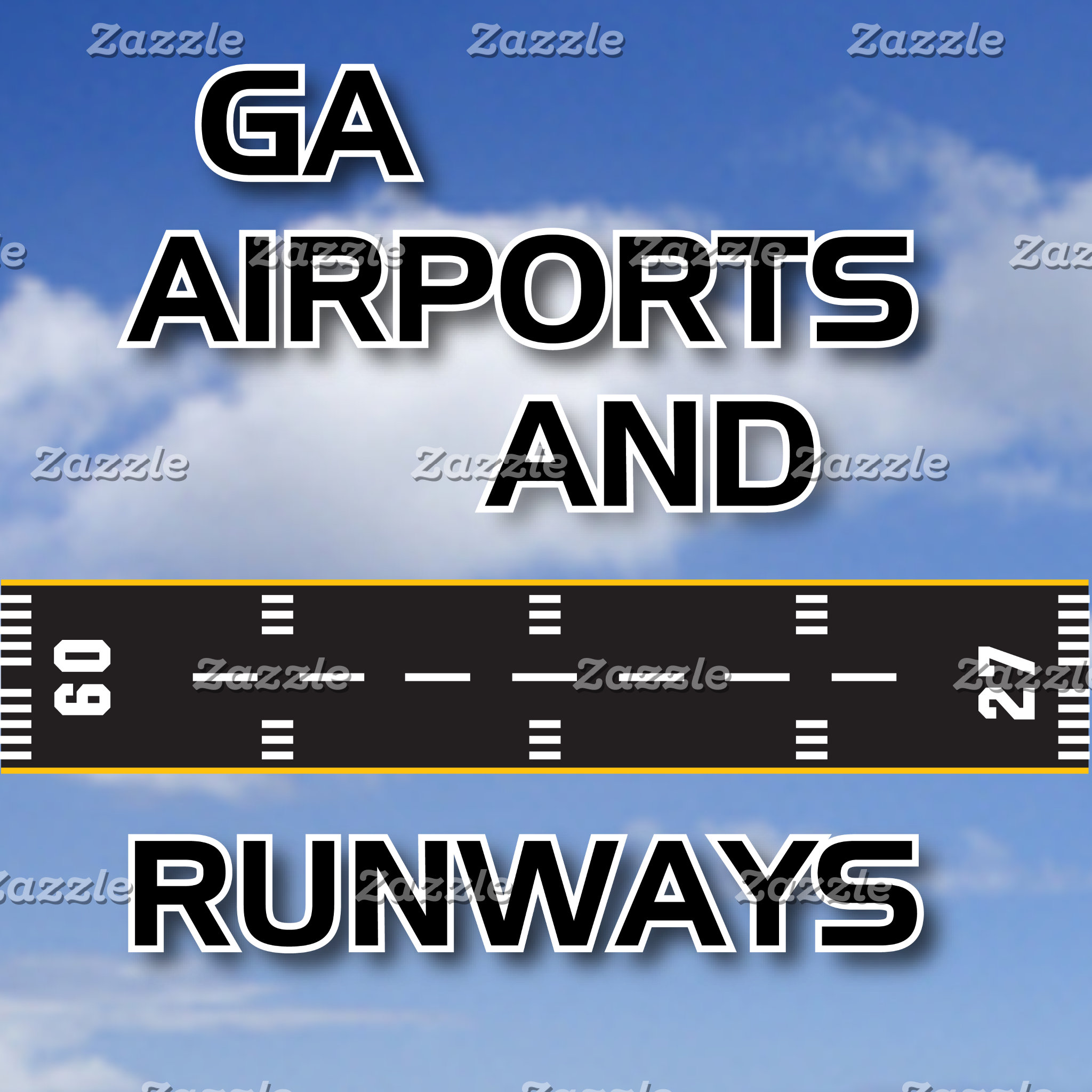 General Aviation Airports & Runways