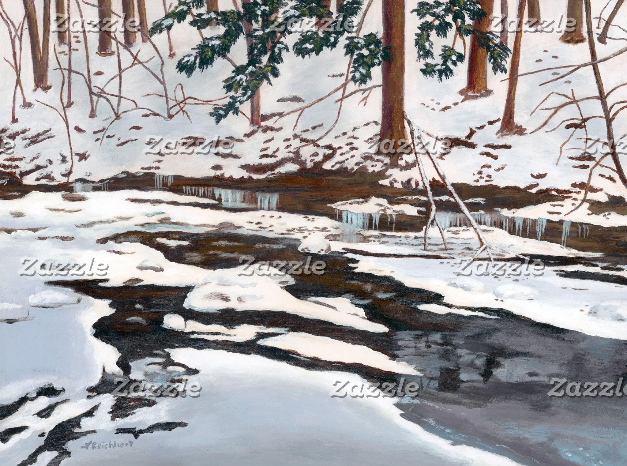 Pixley in Winter