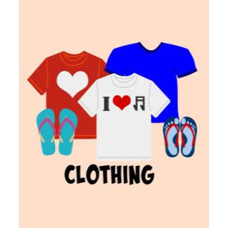 CLOTHING: Shirts, Jackets