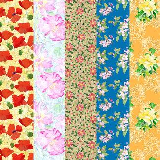 Painterly Florals