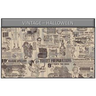 Vintage - Halloween