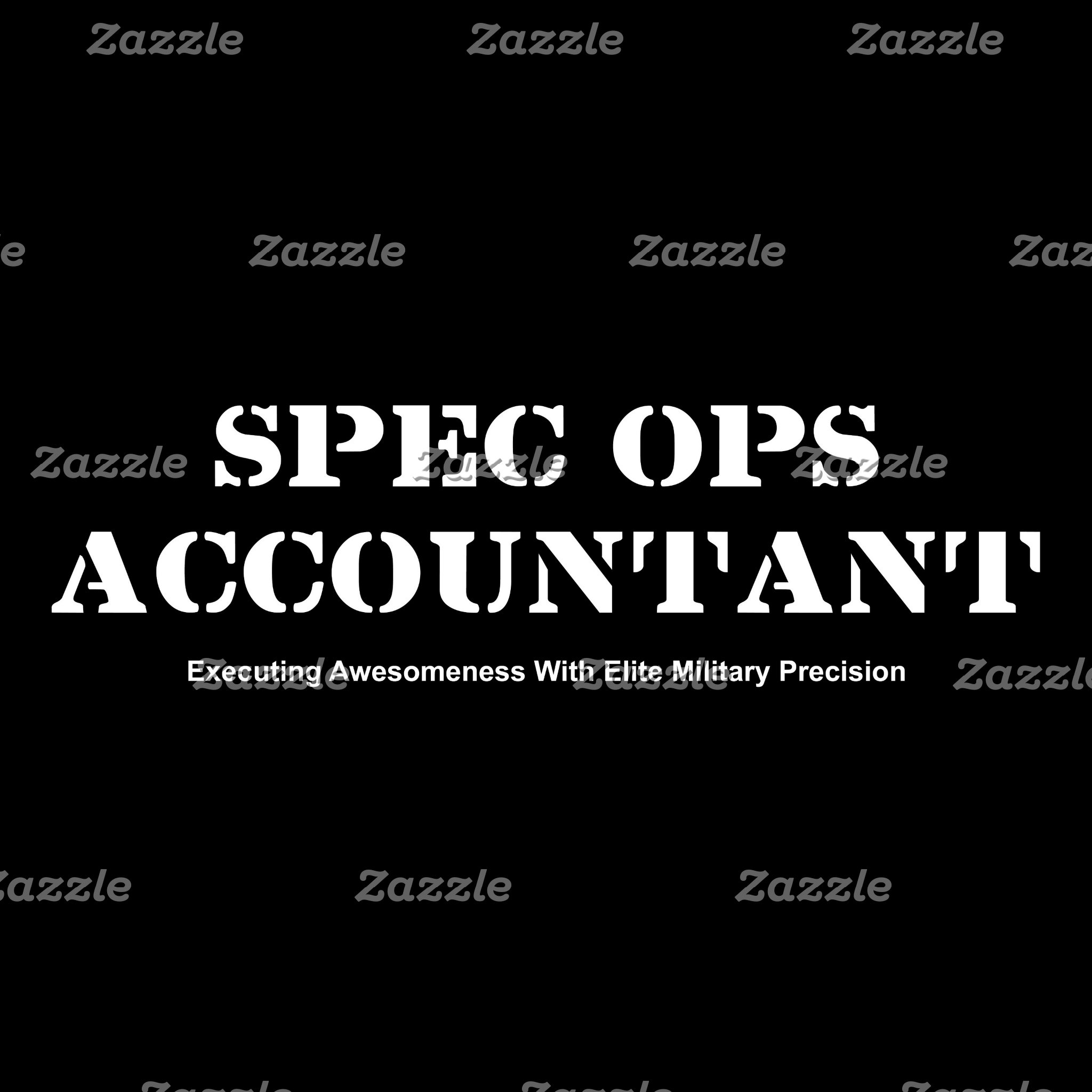 Spec Ops Accountant