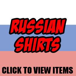 Russian Shirts for Men And Women