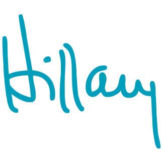Hillary Signature