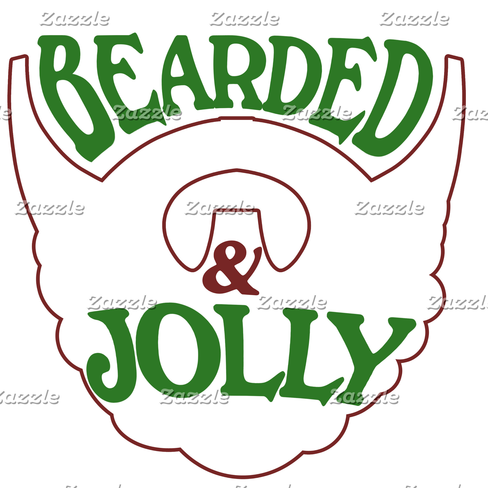 Bearded and Jolly