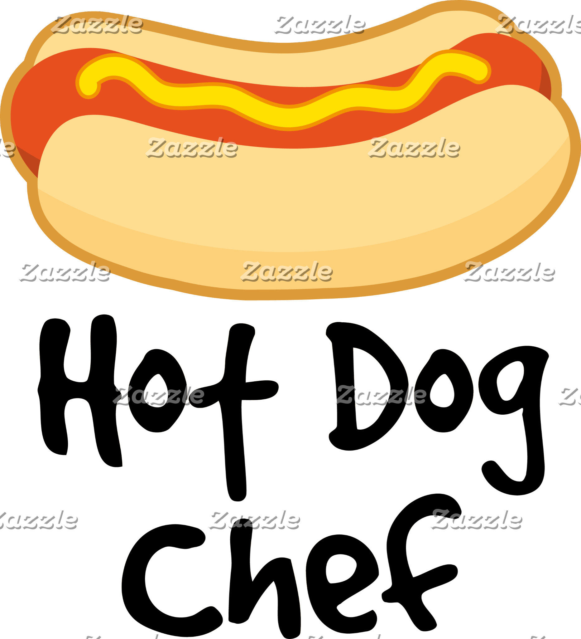Chef - Hot Dog