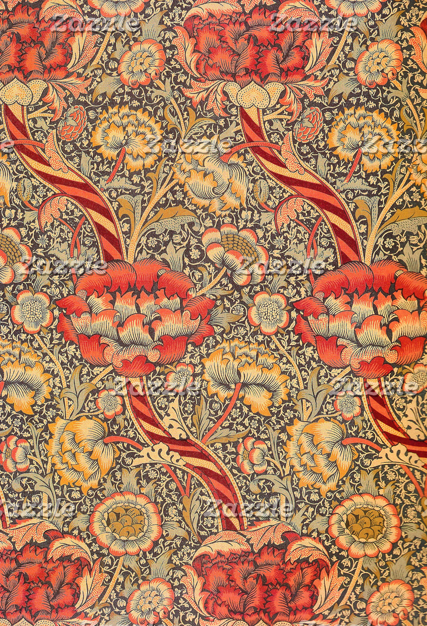William Morris Wandle for Chintz