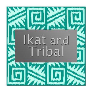 Ikat and Tribal