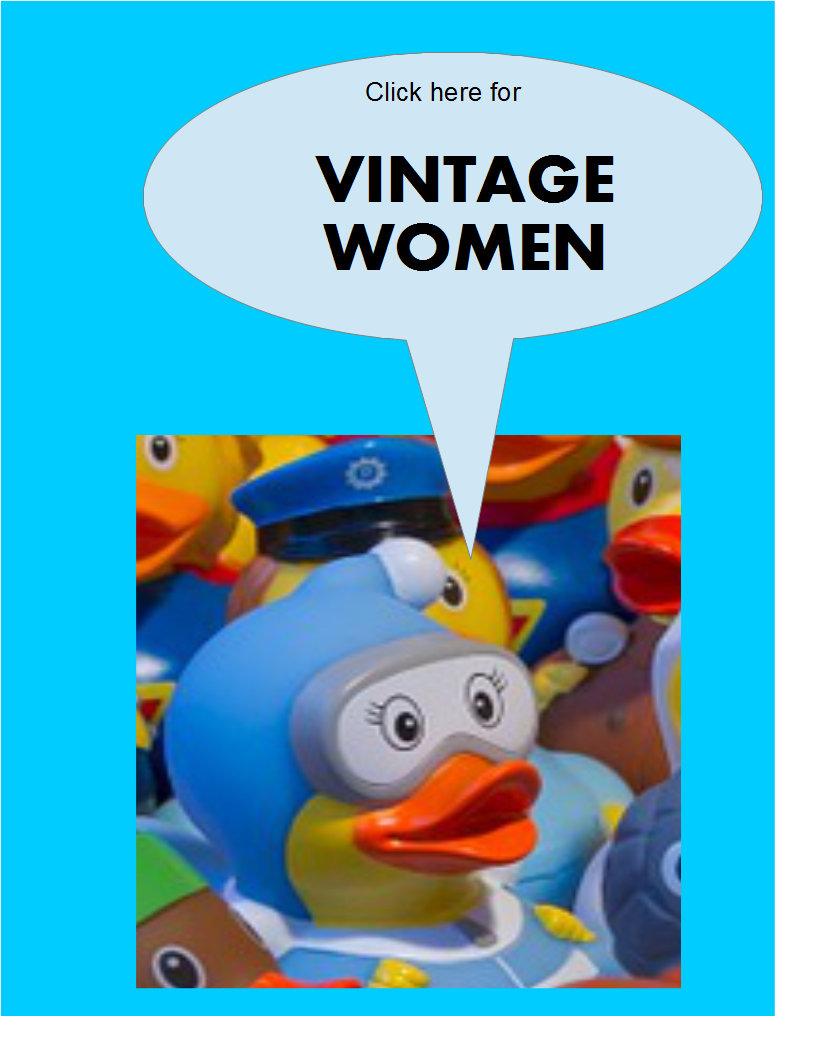 Vintage Women Fun