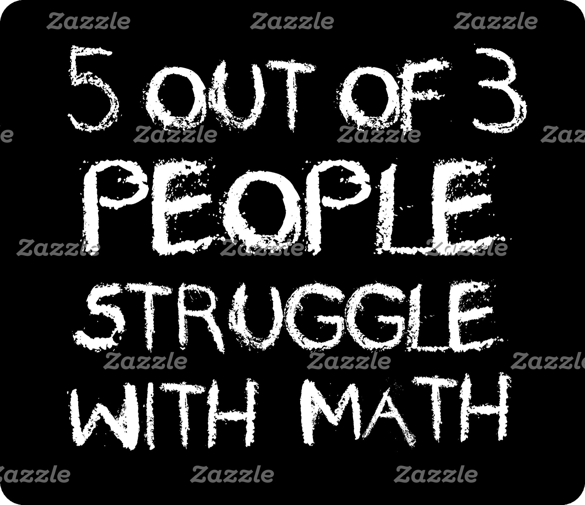 5 Out of 3 people