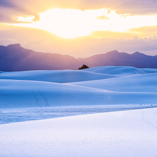 White Sands National Monument 3