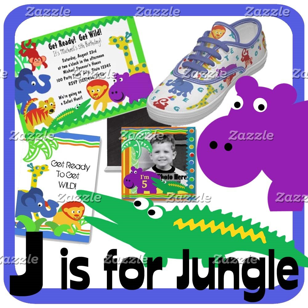 J is for Jungle