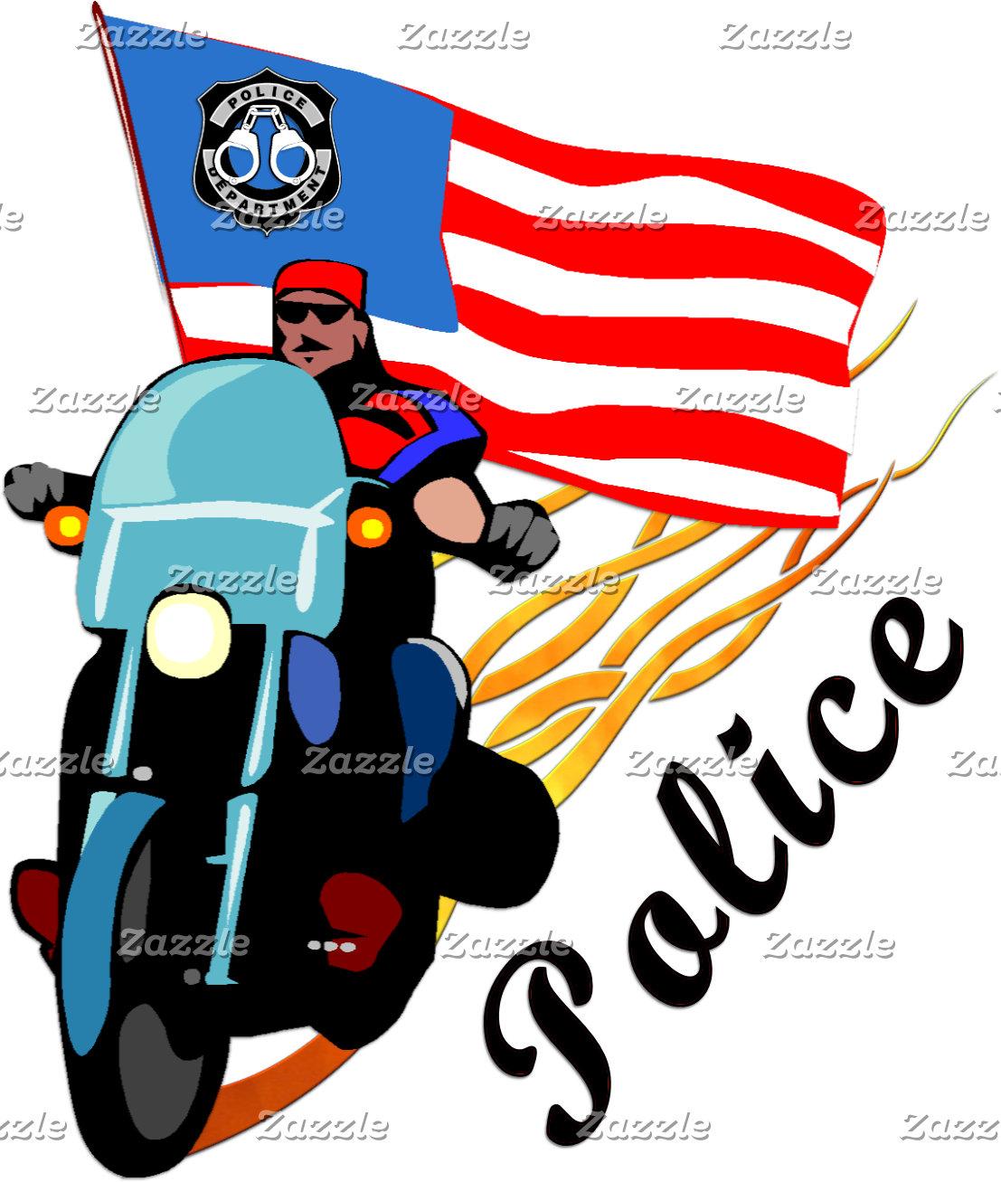Biker Cops