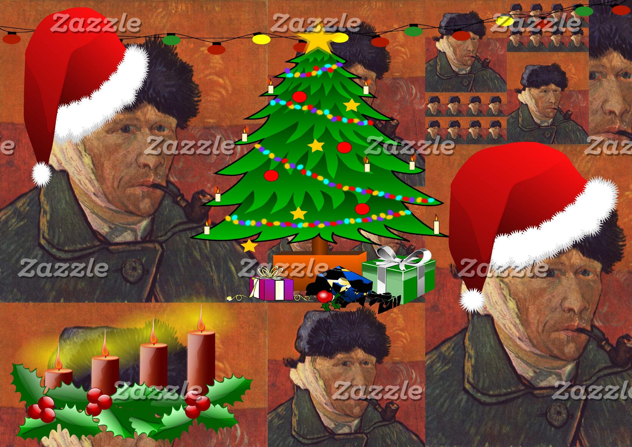 4 fine art christmas
