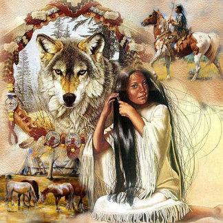 Tribal, Native American