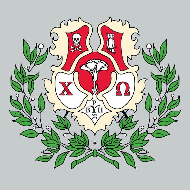 Chi Omega Crest