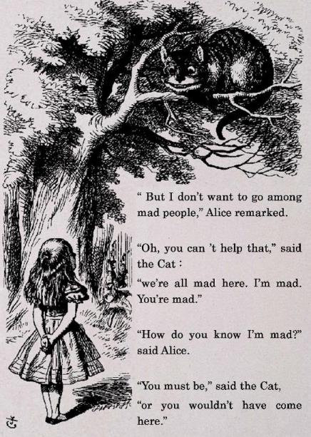 Alice In Wonderland Inspired