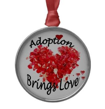 Adoption Ornaments