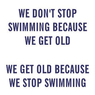 Don't Stop Swimming