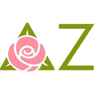 Delta Zeta Rose Icon