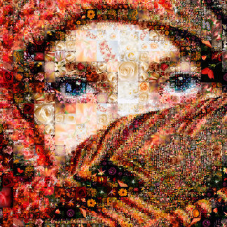 Bedouin woman-bedouin girl-eye collage-eyes-girl