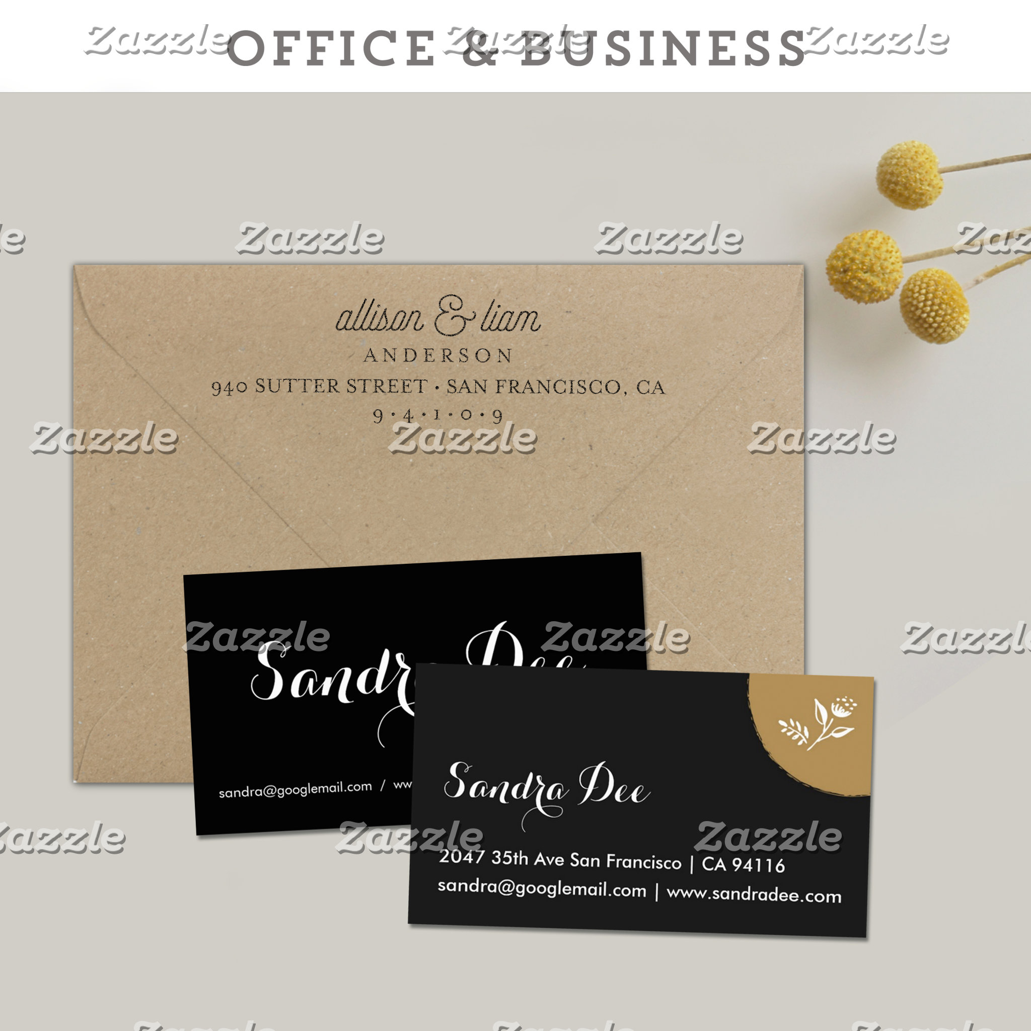Office and Business