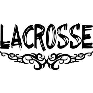 Grunge Lacrosse T-Shirt Gifts