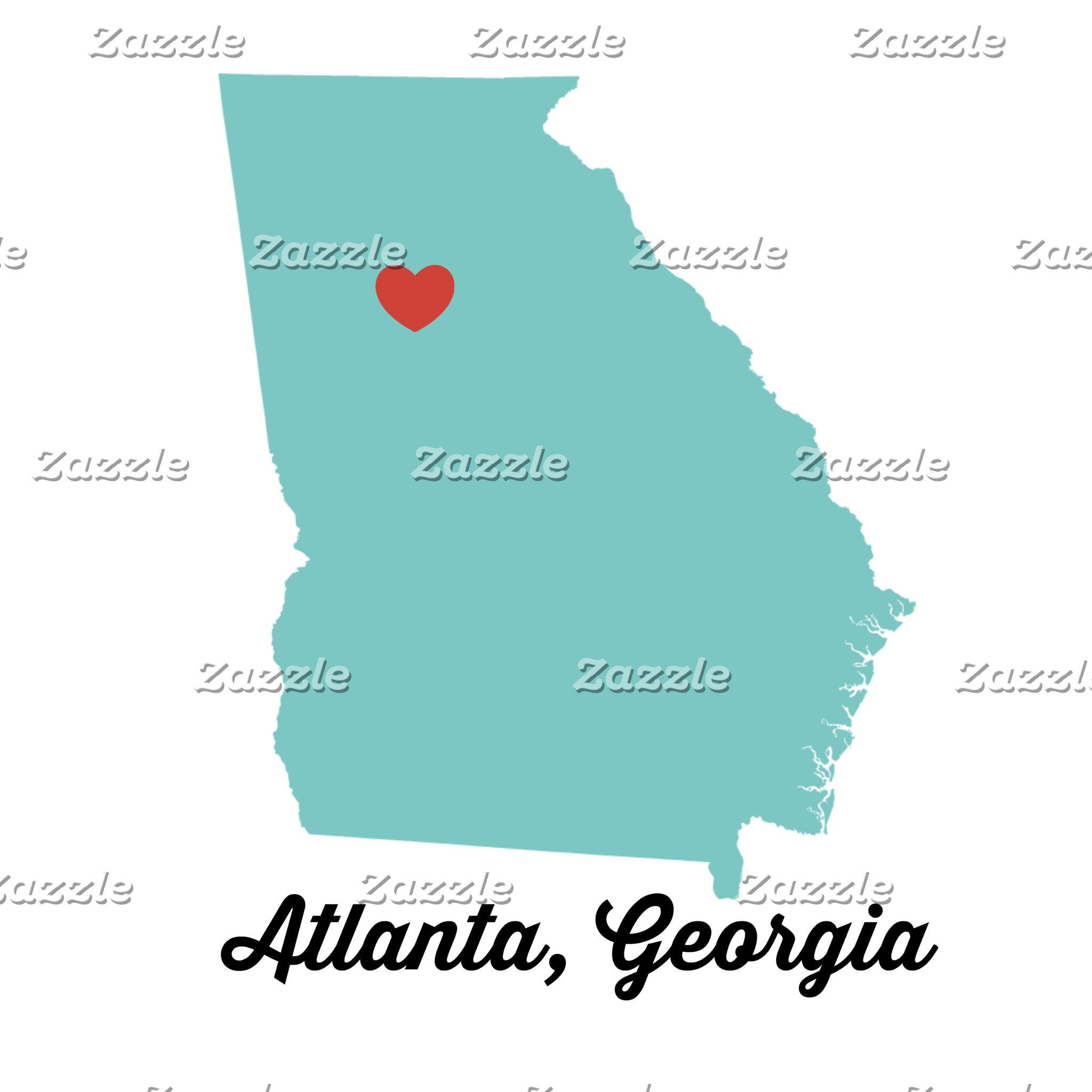 I Heart Georgia