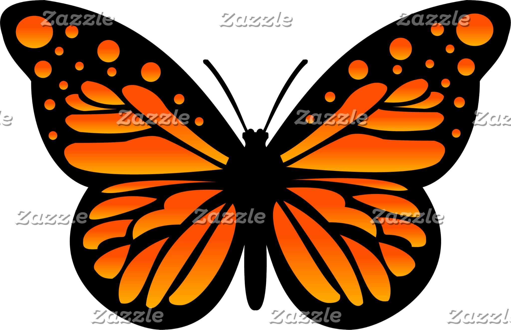 Monarch Butterfly Design