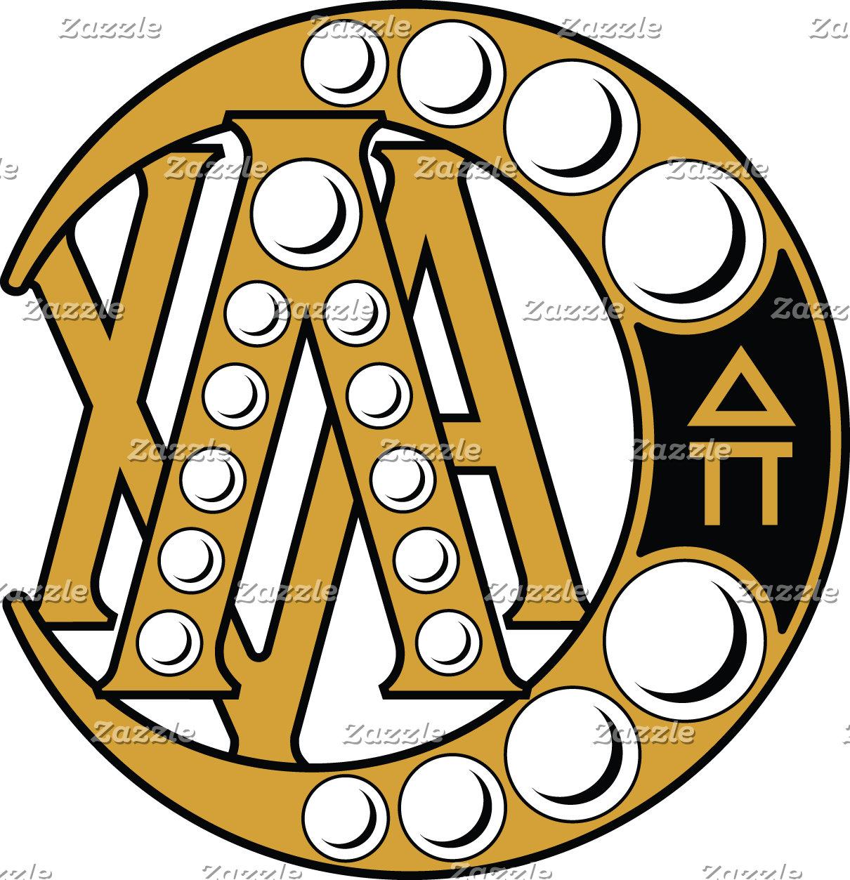 LCA Badge Gold