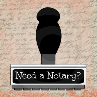 Need a Notary?