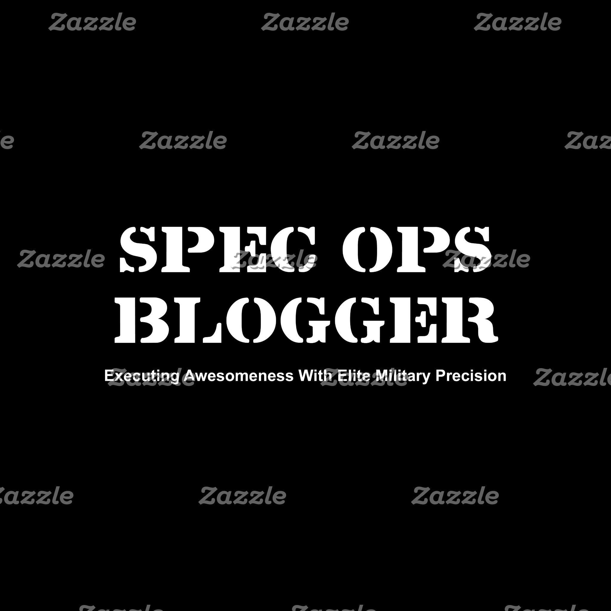 Spec Ops Blogger