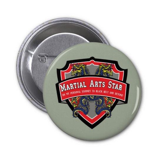 Martial Arts Pins