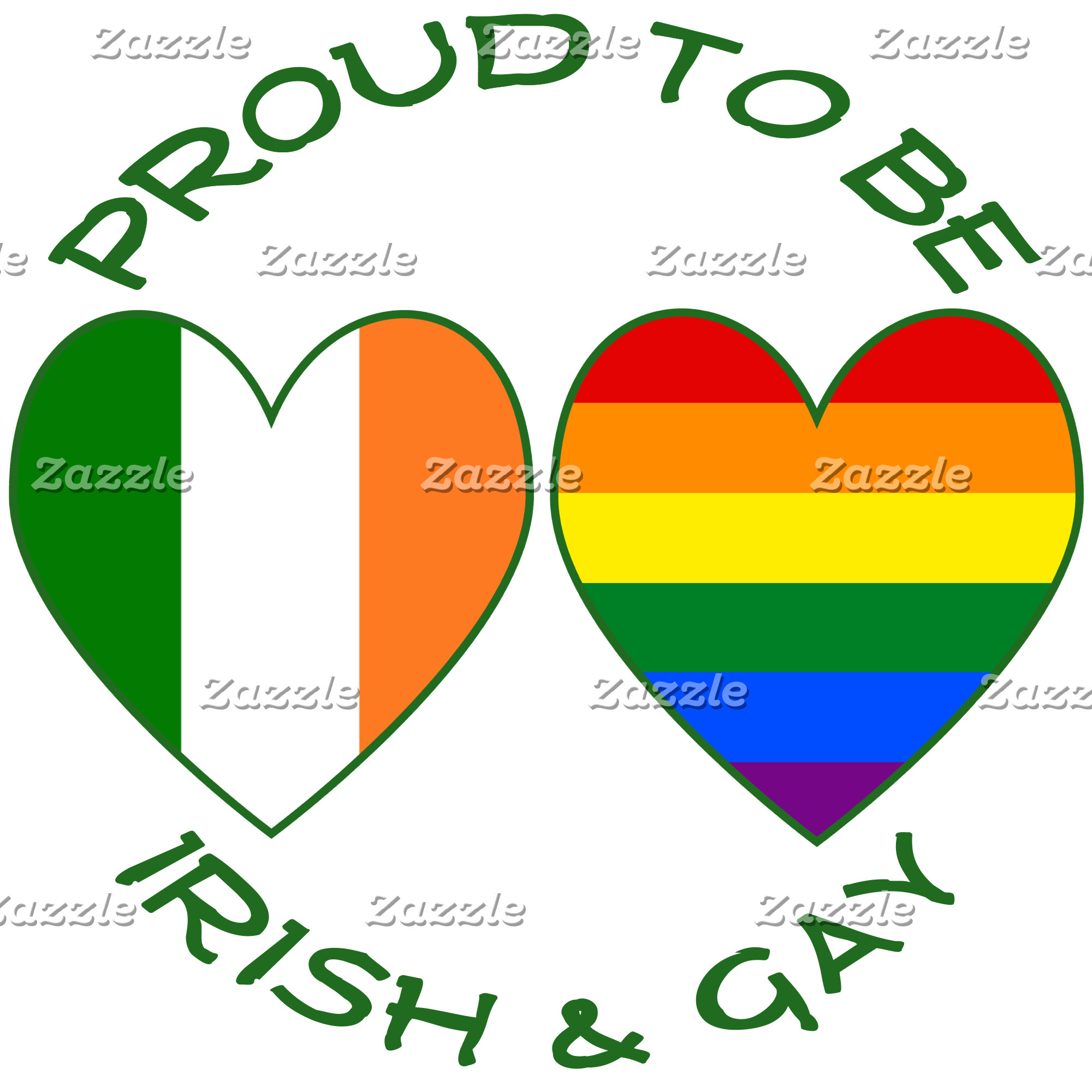 Proud to be Irish and Gay