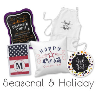 Seasonal & Holiday