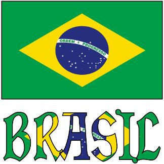 Bandeira do Brasil e Brasil