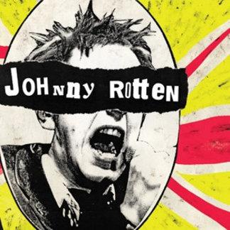 Sex Pistols Johnny Rotten