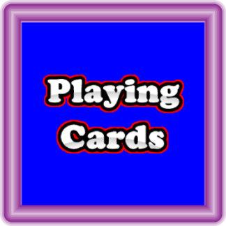 Trinidad and Tobago Playing Cards