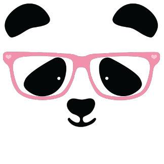 Cute Panda Face Designs