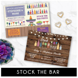 Stock The Bar