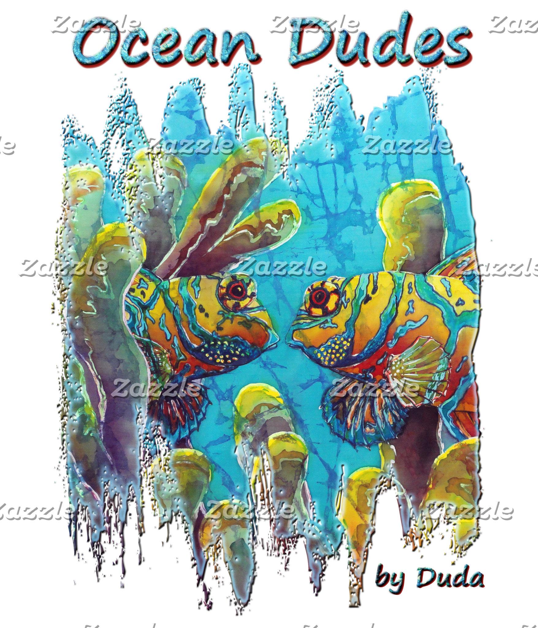 OCEAN DUDES / TROPICAL
