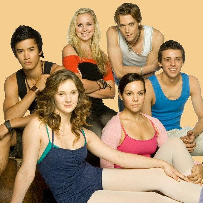 Dance Academy Cast