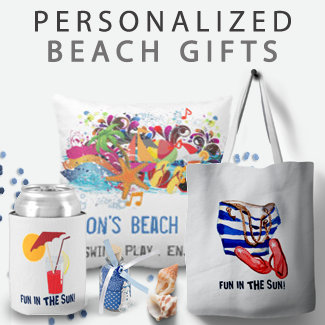 Personalized Summer Beach Gifts