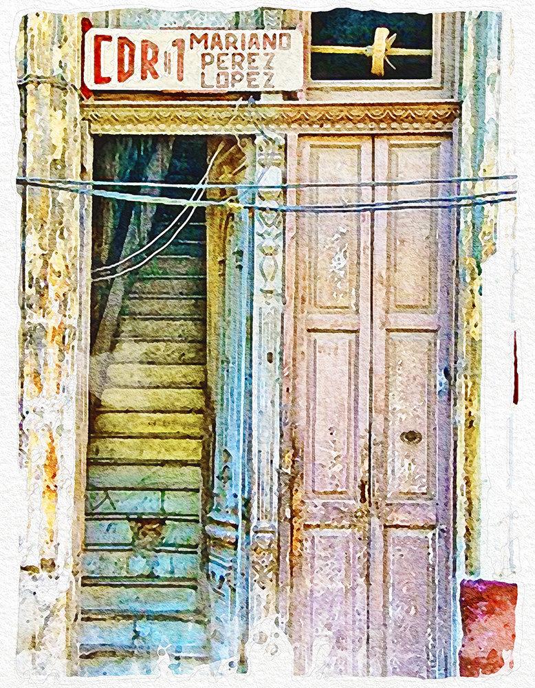 Havana Mariano CDR Front Door