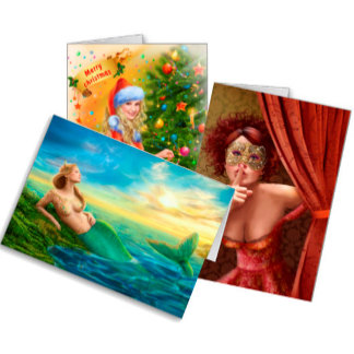 ❤ Greeting Cards