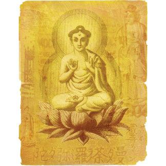 Buddha T-Shirt Gifts Cards