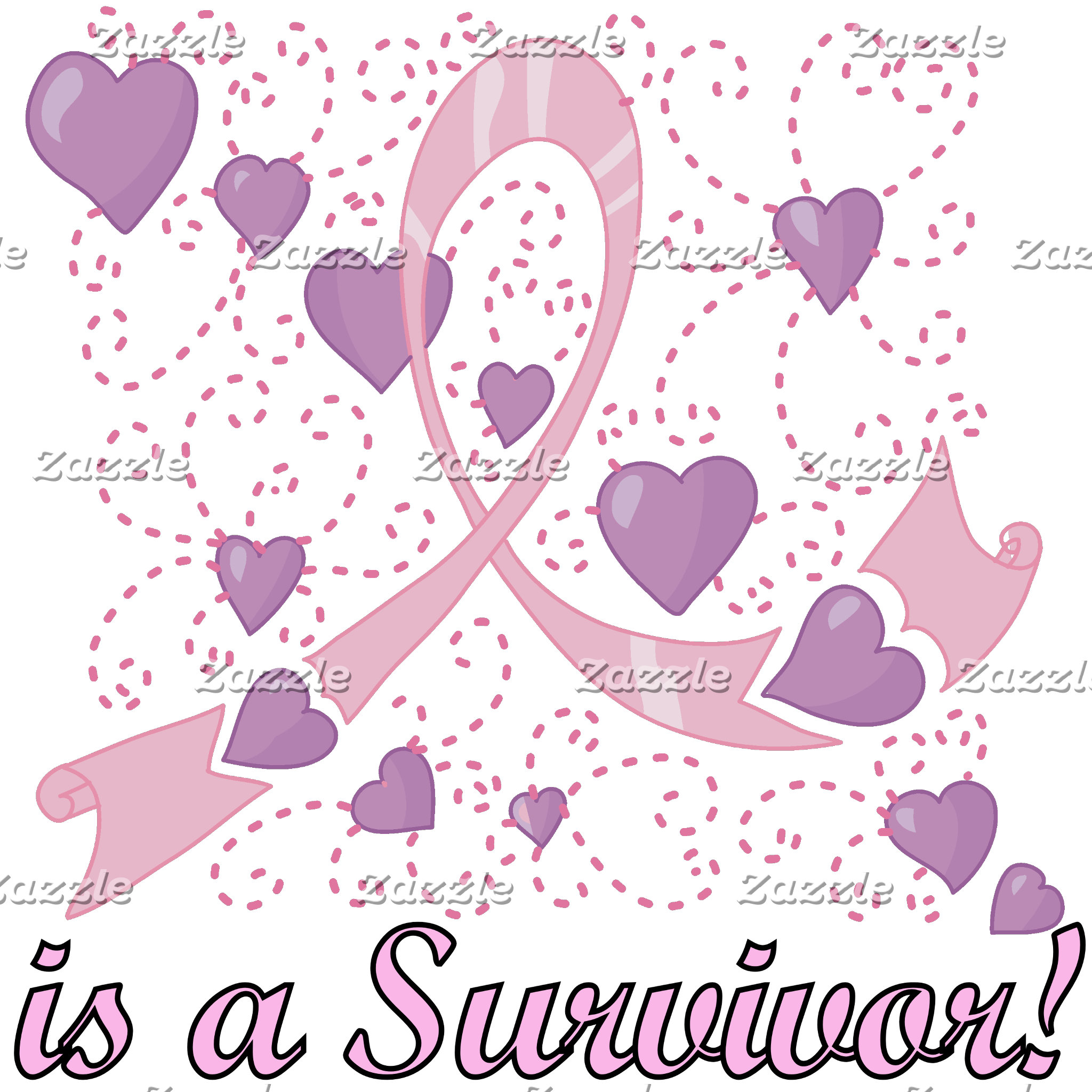 Breast Cancer Survivor Customizable