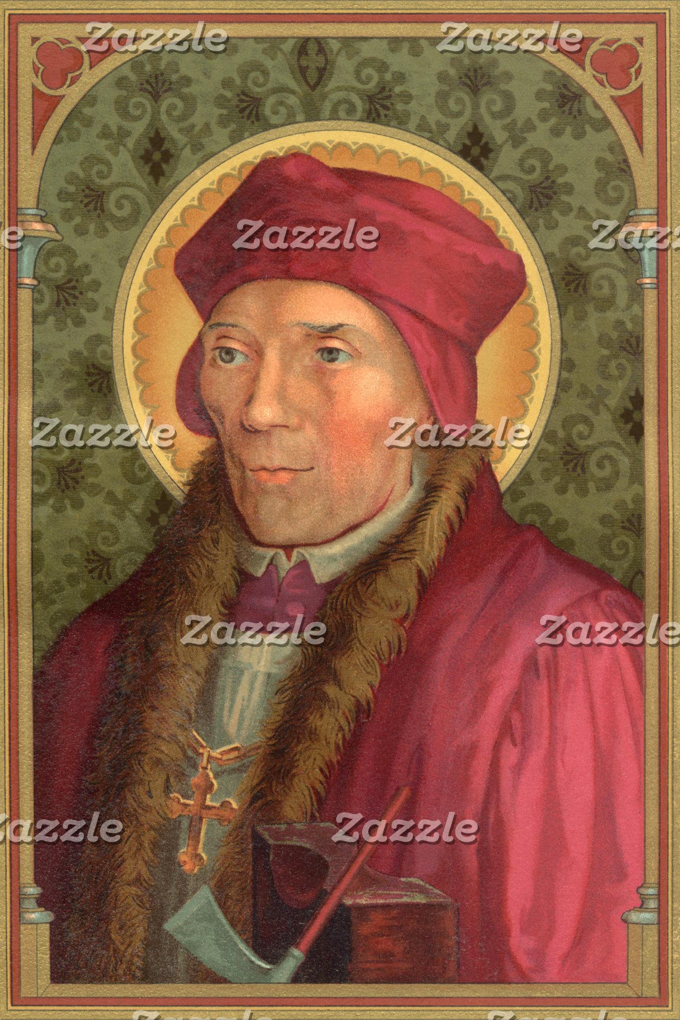 John Fisher (SAU 025), Saint